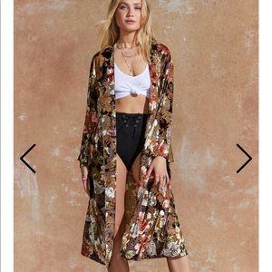 Nasty Gal Kimono